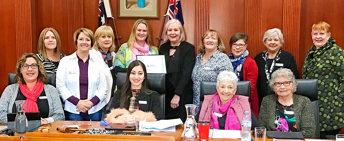 Influential Women in Local Government descend on Forbes NSW